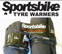 Take me to Sportsbike Tyre Warmers...